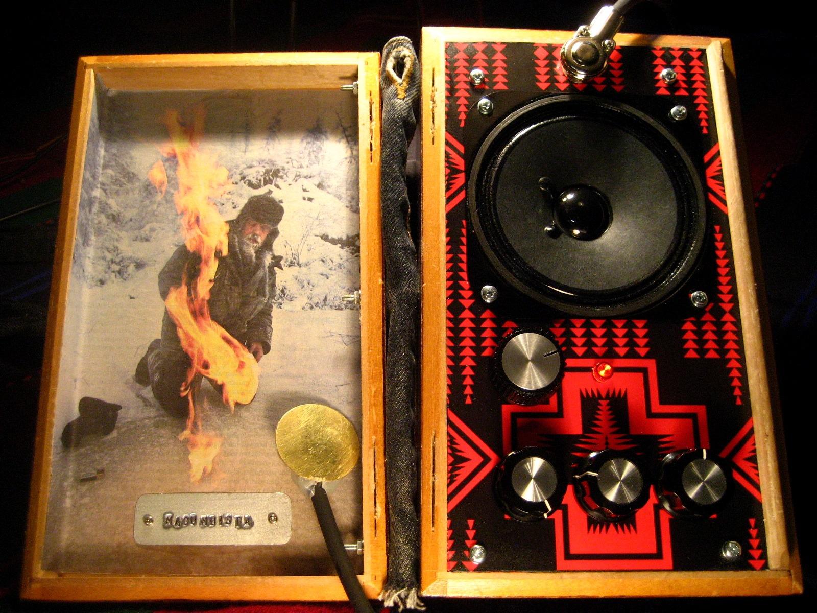 Chaos Casper Electronics Circuit Bending Tutorial Soundboxtwoindianblanket