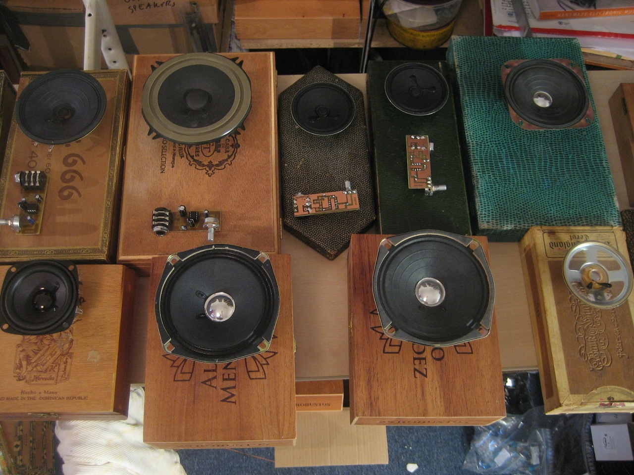 Solstice SoundBoxes for sale